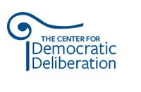 The Center for Democratic Deliberation Logo