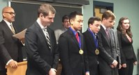 Penn State Braves Cold at State Forensics Tournament