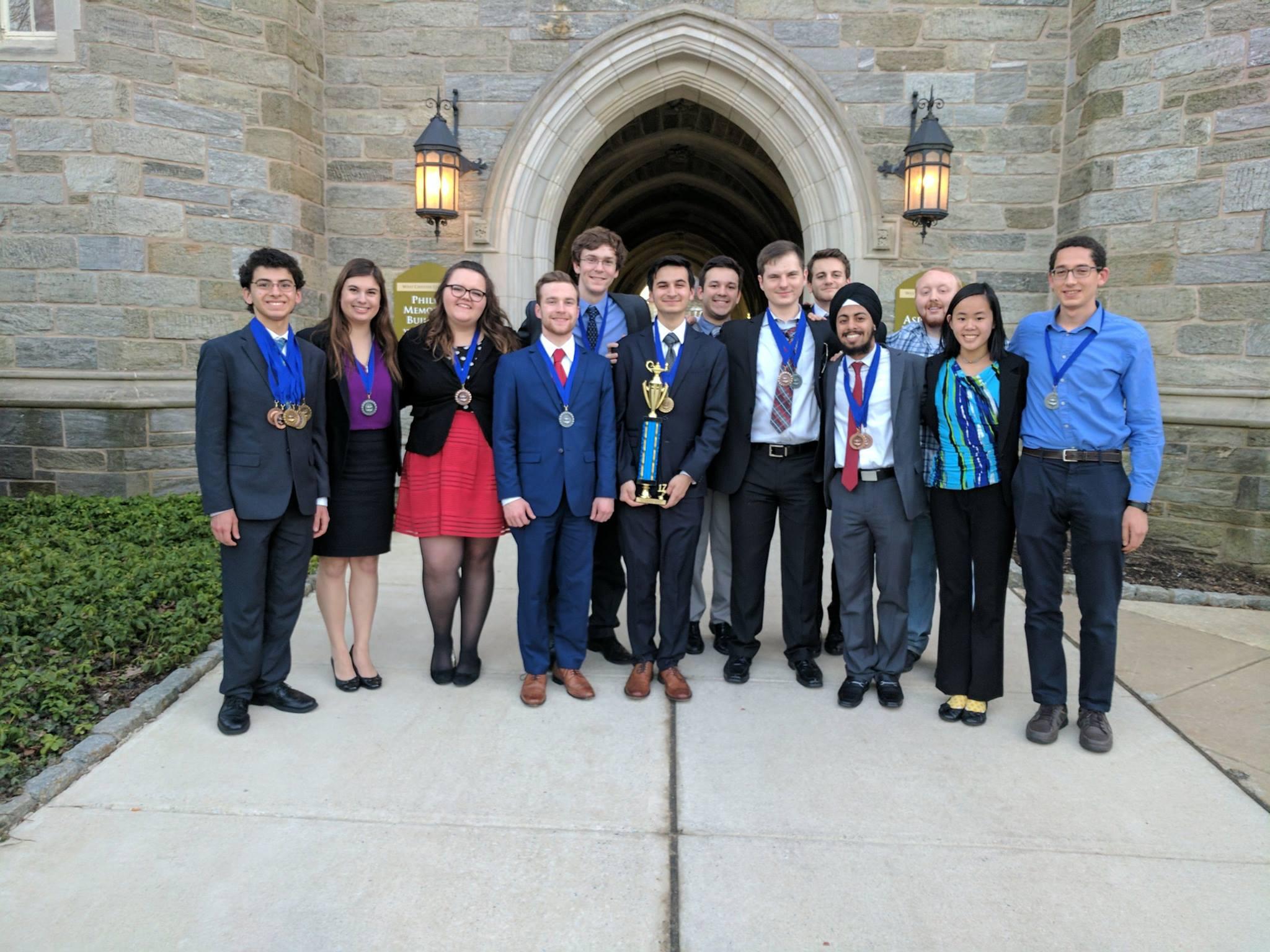 Speech and Debate Wins State Title in Debate
